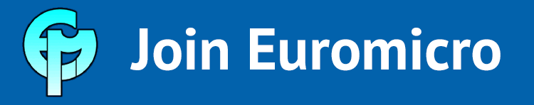 Join Euromicro banner